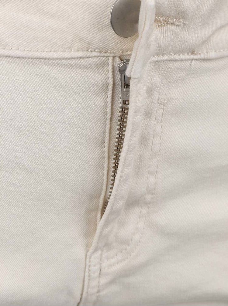 Pantaloni scurti Dorothy Perkins crem