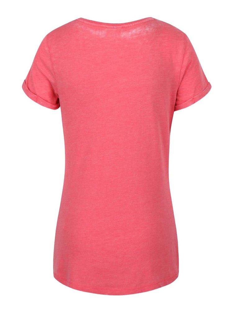 Korálové těhotenské tričko Mama.licious Japo