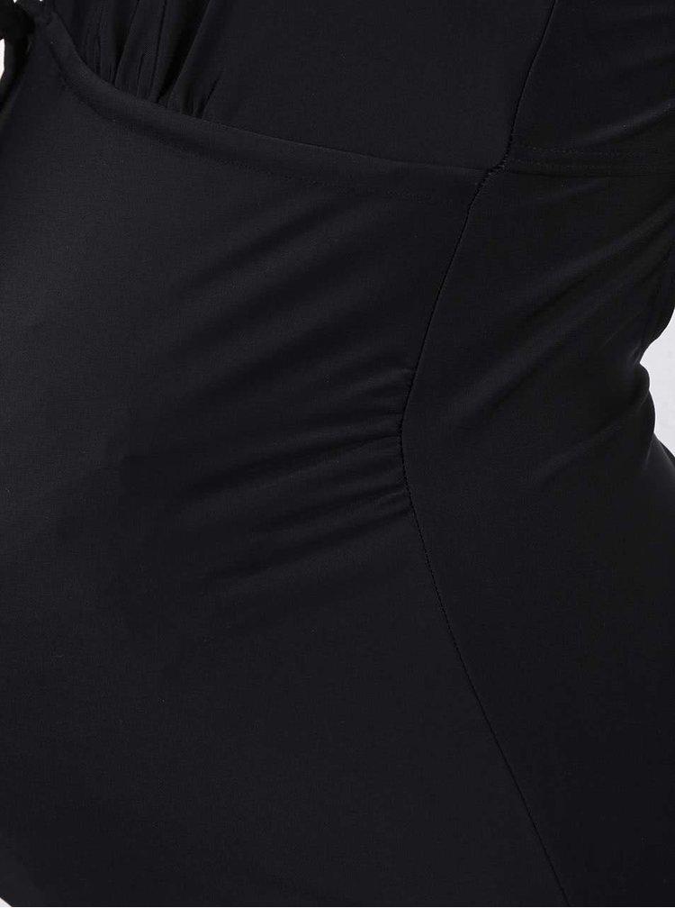 Costum de baie Mama.licious Josefine negru