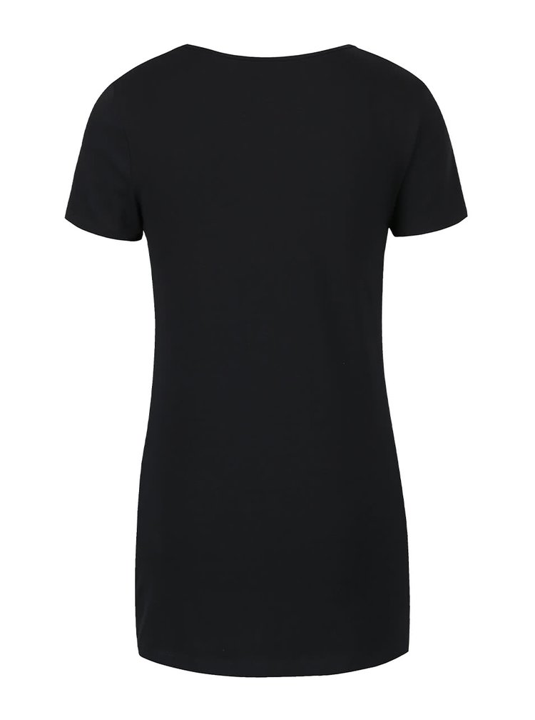 Sada dvou těhotenských triček v bílé a černé barvě Mama.licious Lea