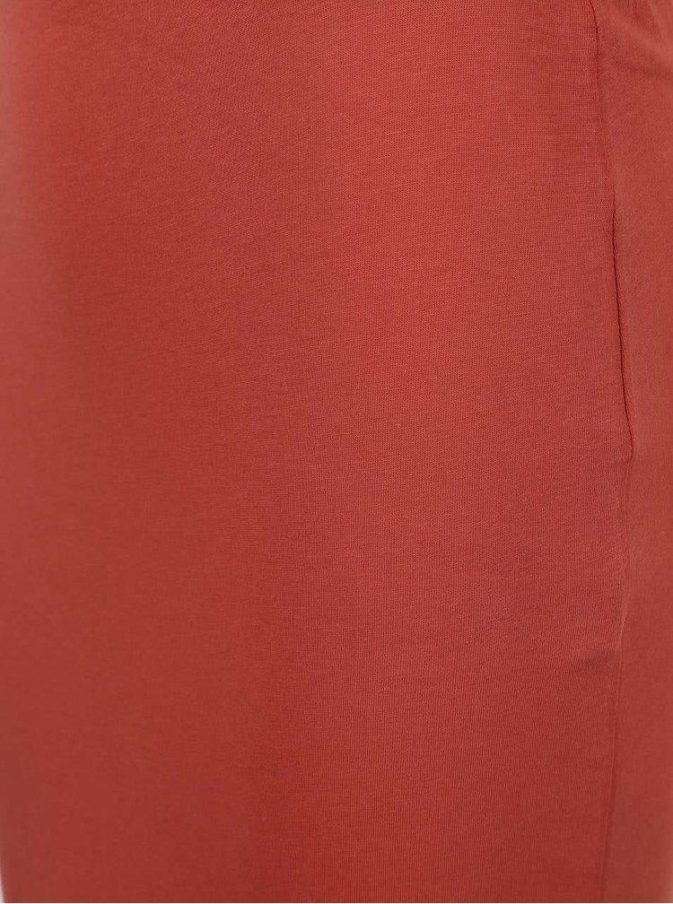 Fustă ONLY Abbie roșie