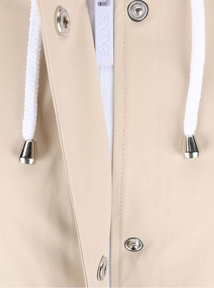 Jachetă impermeabilă de damă Rains - bej