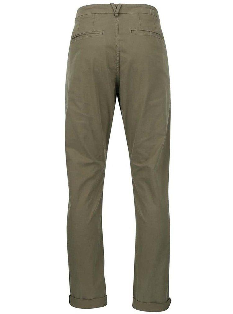 Pantaloni regular de barbati ONLY & SONS Sharp kaki