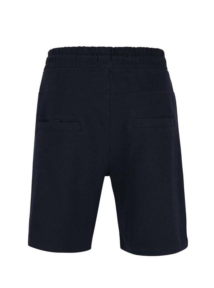 Pantaloni scurți Burton Menswear London albastru inchis
