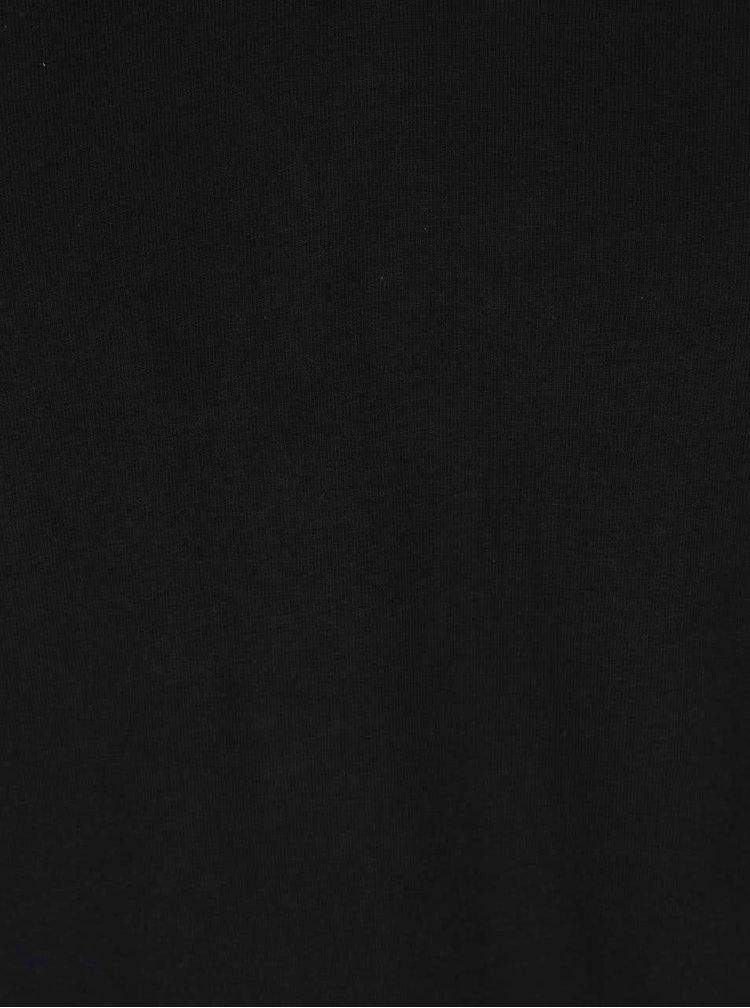 Boxeri cu print logo Calvin Klein Underwear