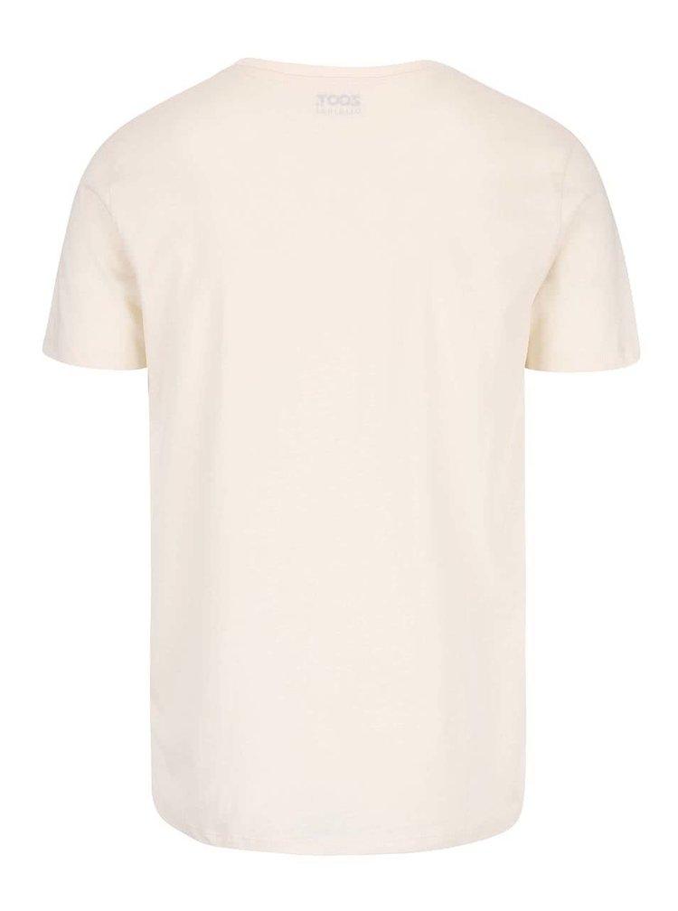 Krémové pánské triko ZOOT Originál Znamení