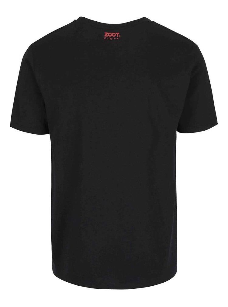 Tricou ZOOT Original Box cu imprimeu