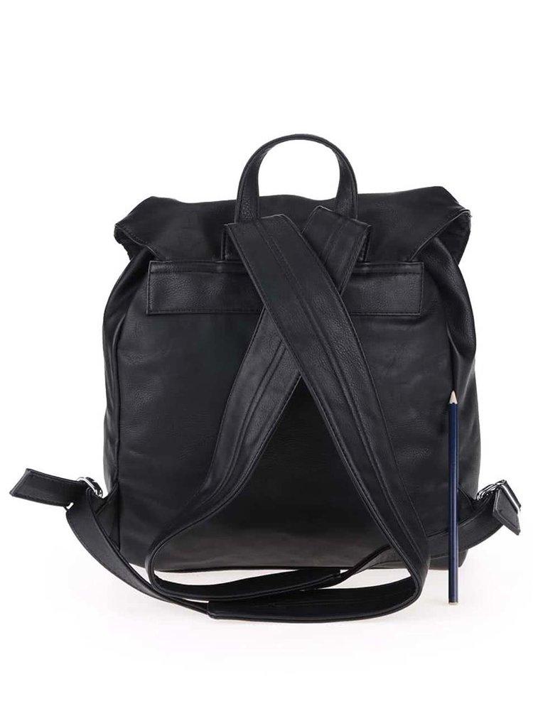 Černý batoh Pieces Walice