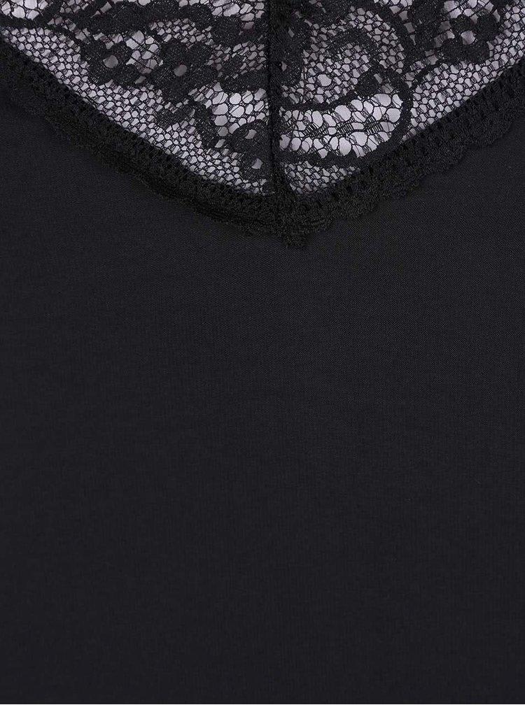 Černá košilka Y.A.S Adie