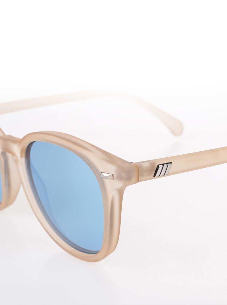 Ochelari de soare Le Specs Bandwagon crem