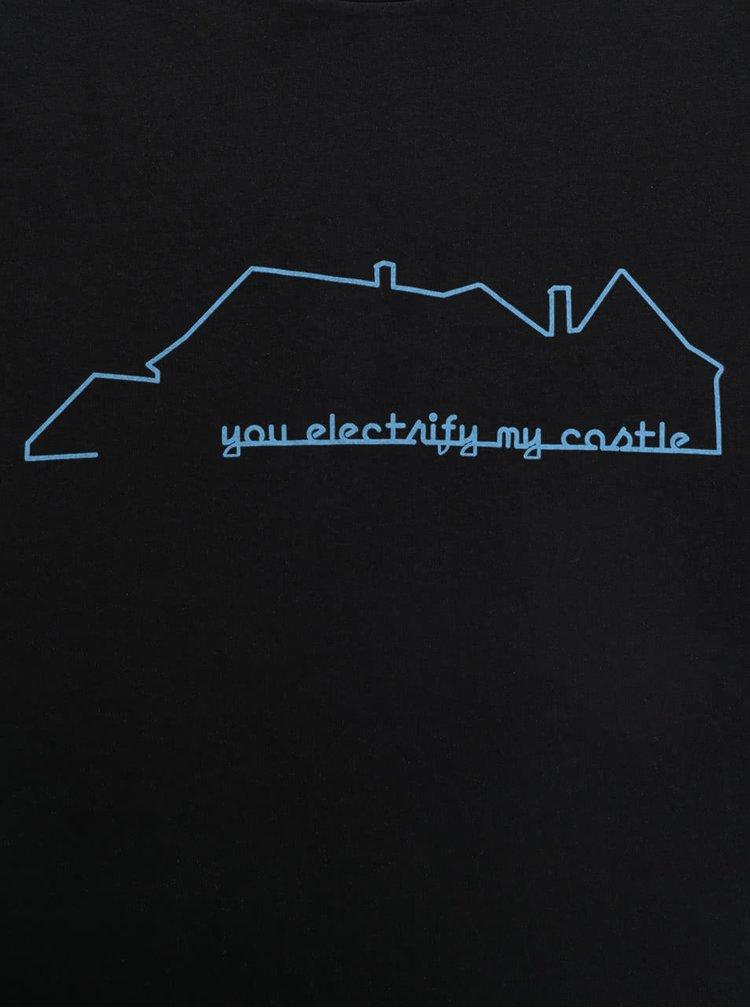 Černé pánské triko ZOOT Originál Electric Castle