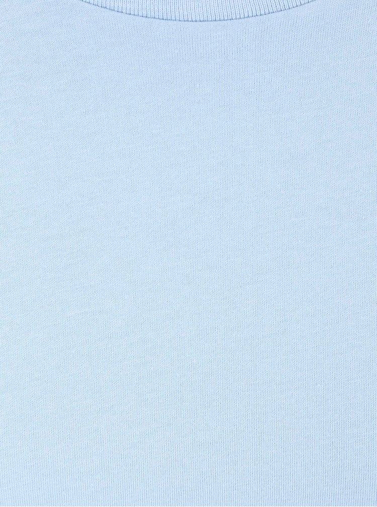 Světle modré pánské triko Stanley & Stella Leads