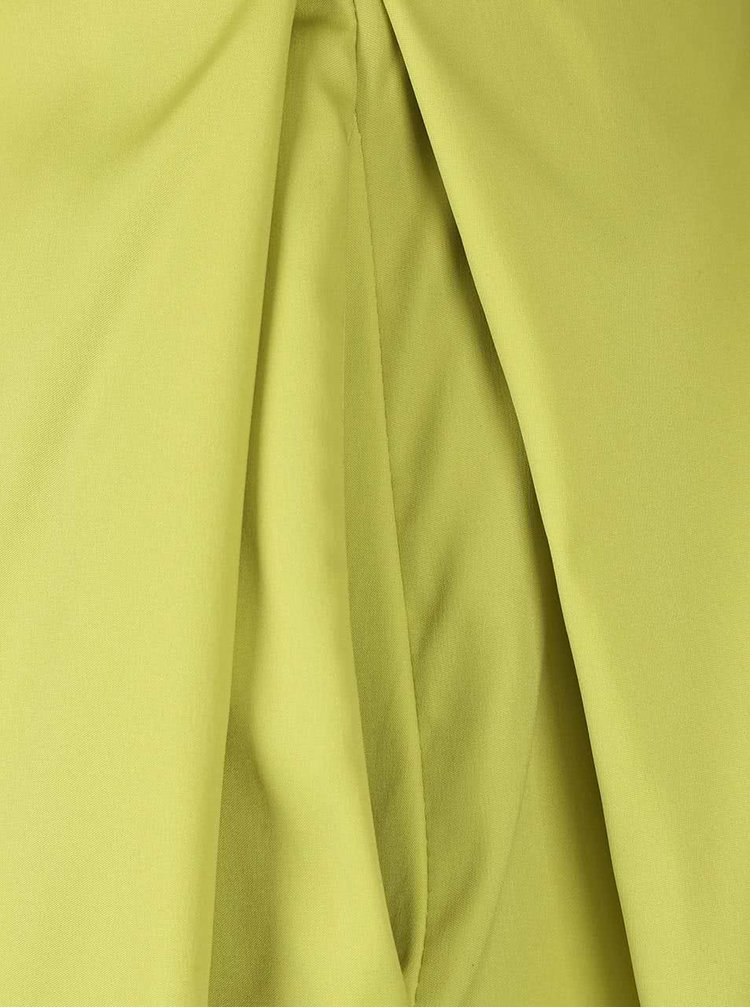 Rochie midi multicolora Closet fara maneci