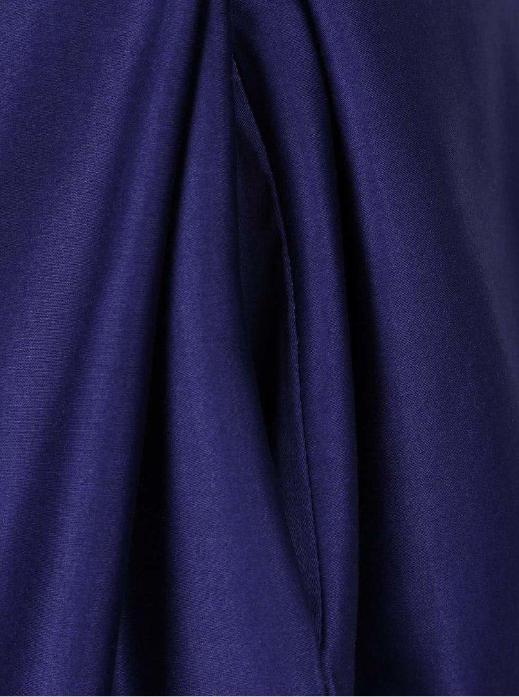 Rochie albastra Closet cu bretele