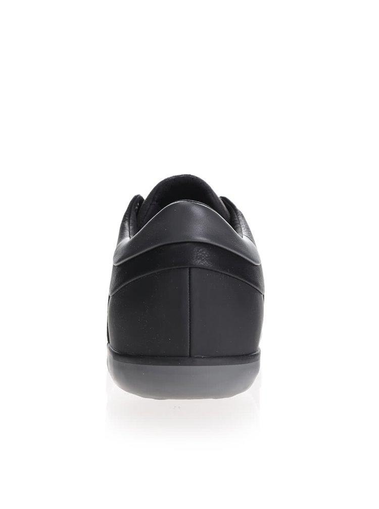 Čierno-sivé pánske tenisky Geox Box C