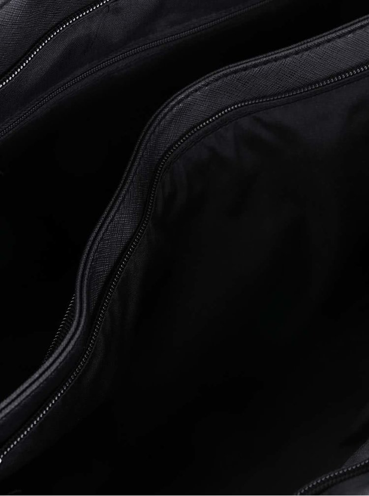 Čierna veľká kabelka Dorothy Perkins