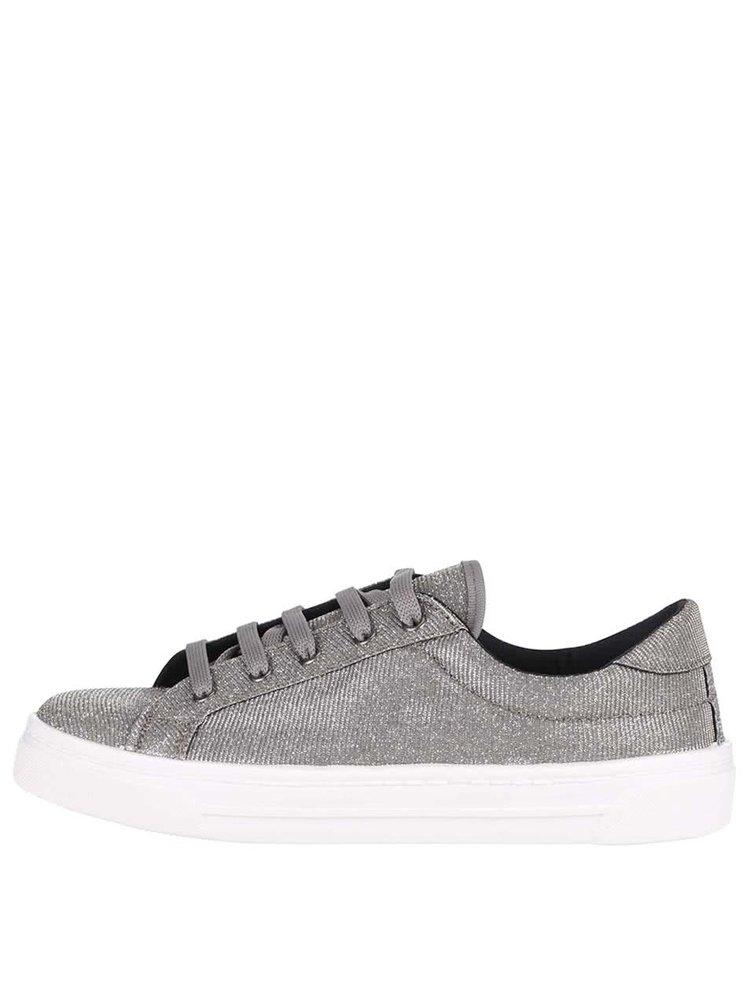 Metalické topánky Dorothy Perkins