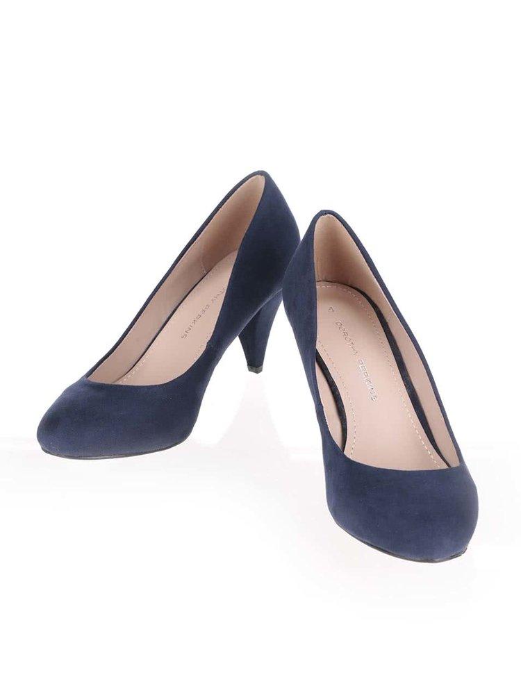 Pantofi albastri Dorothy Perkins