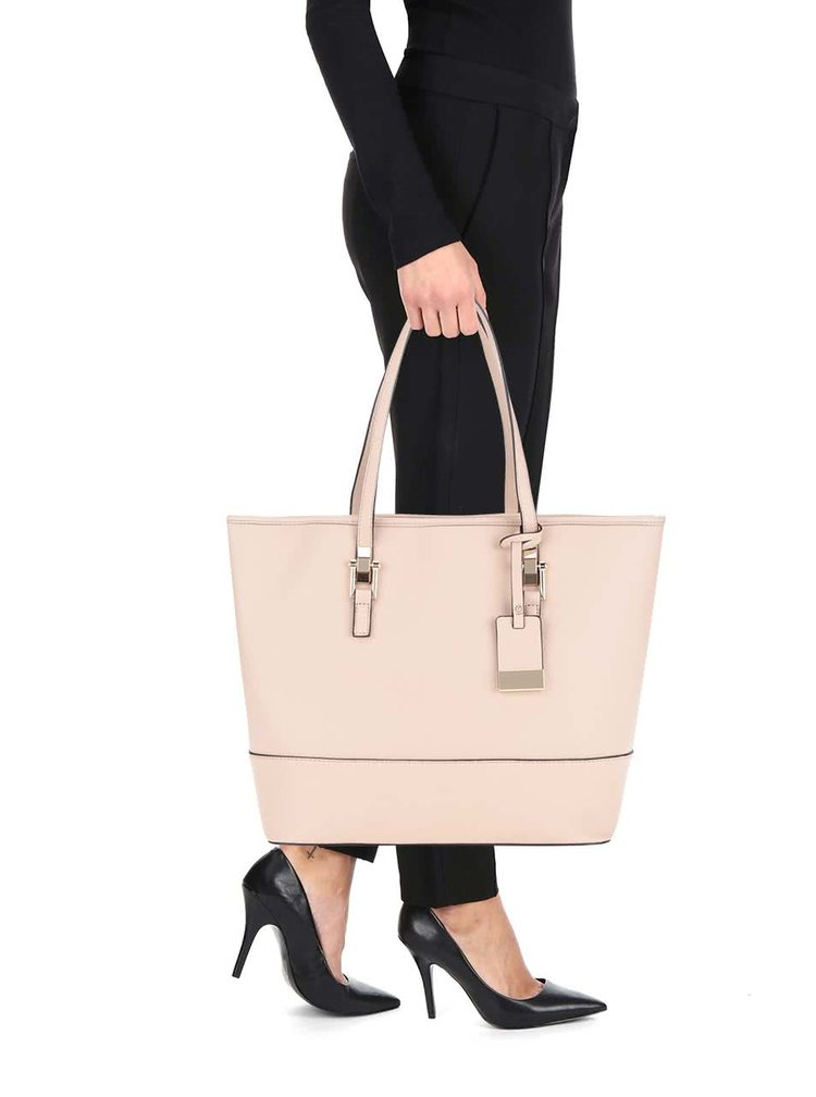Béžová kabelka Miss Selfridge