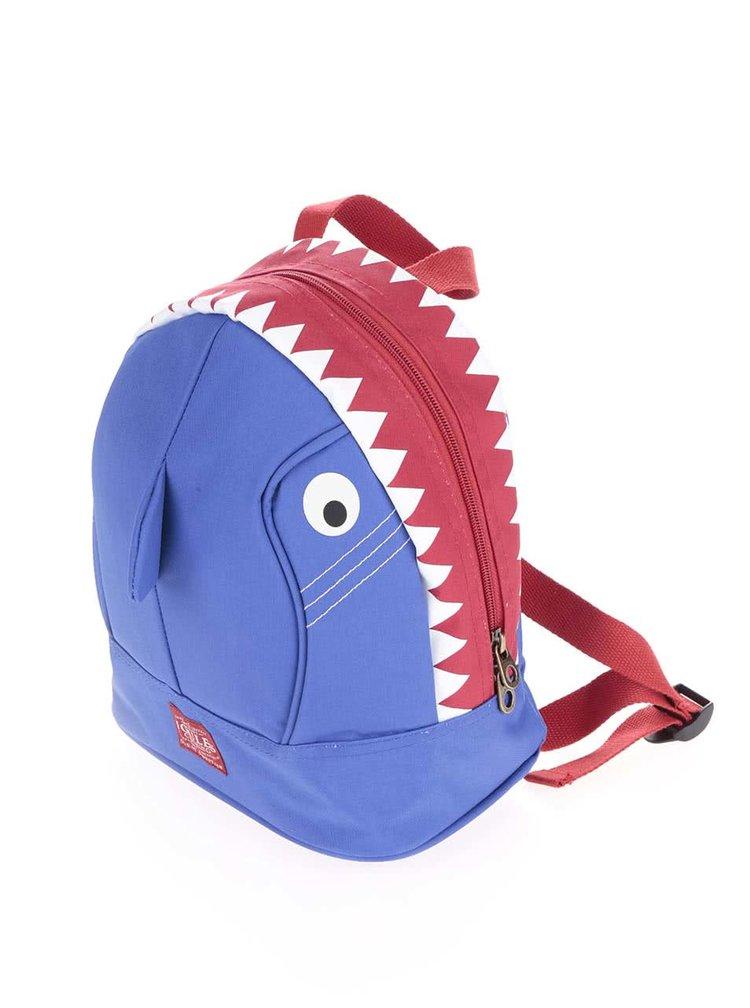 Rucsac în formă de rechin Tom Joule pentru băieţi