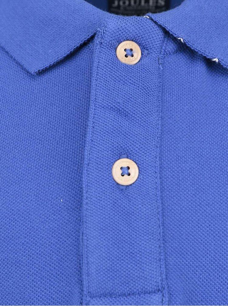 Modrá chlapčenská polokošeľa Tom Joule Woody