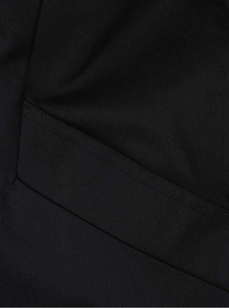Čierny kabát ONLY & SONS Jonathan