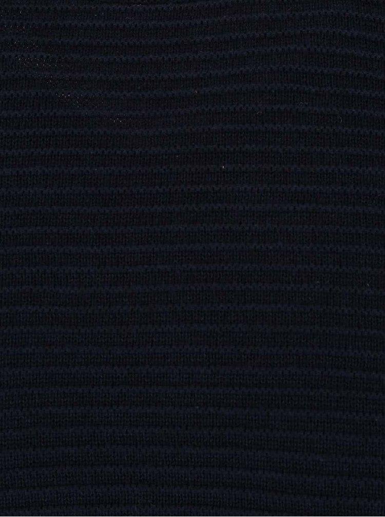 Tmavě modrý svetr Selected Homme Bake