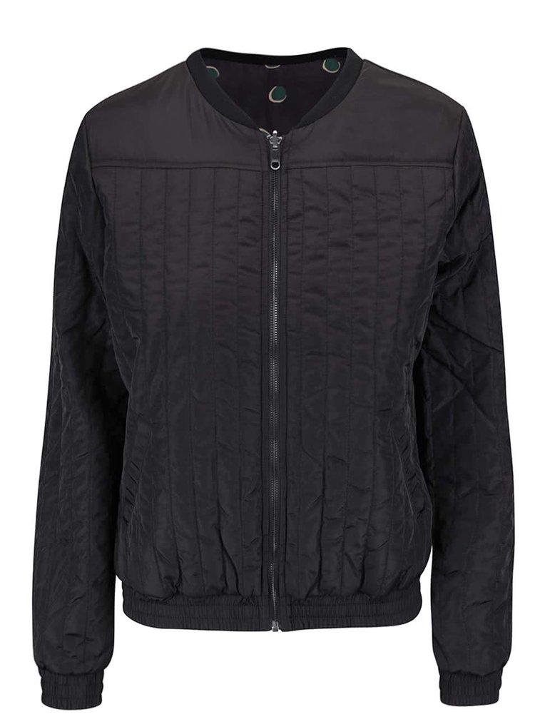 Jachetă bomber neagră ONLY Annabell