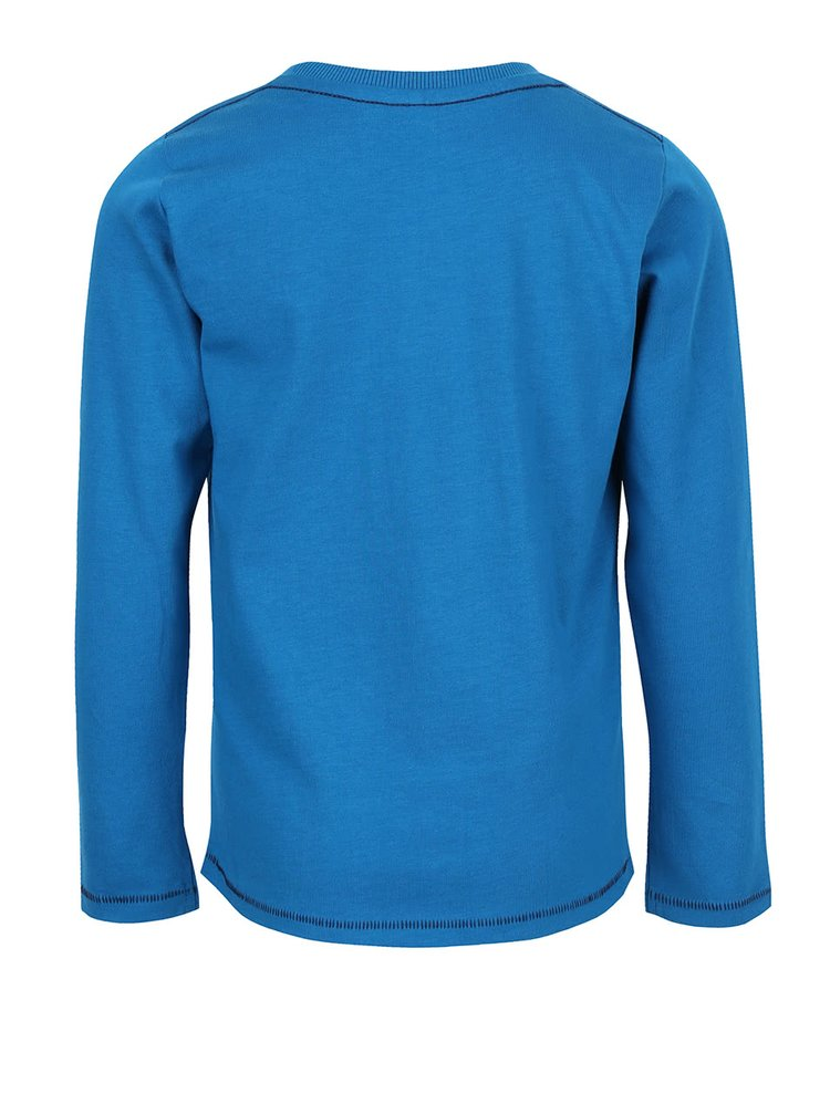 Tmavě modré klučičí tričko name it Uno