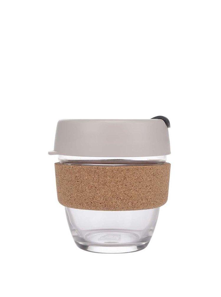 Designový cestovní skleněný hrnek KeepCup Brew Filter Small
