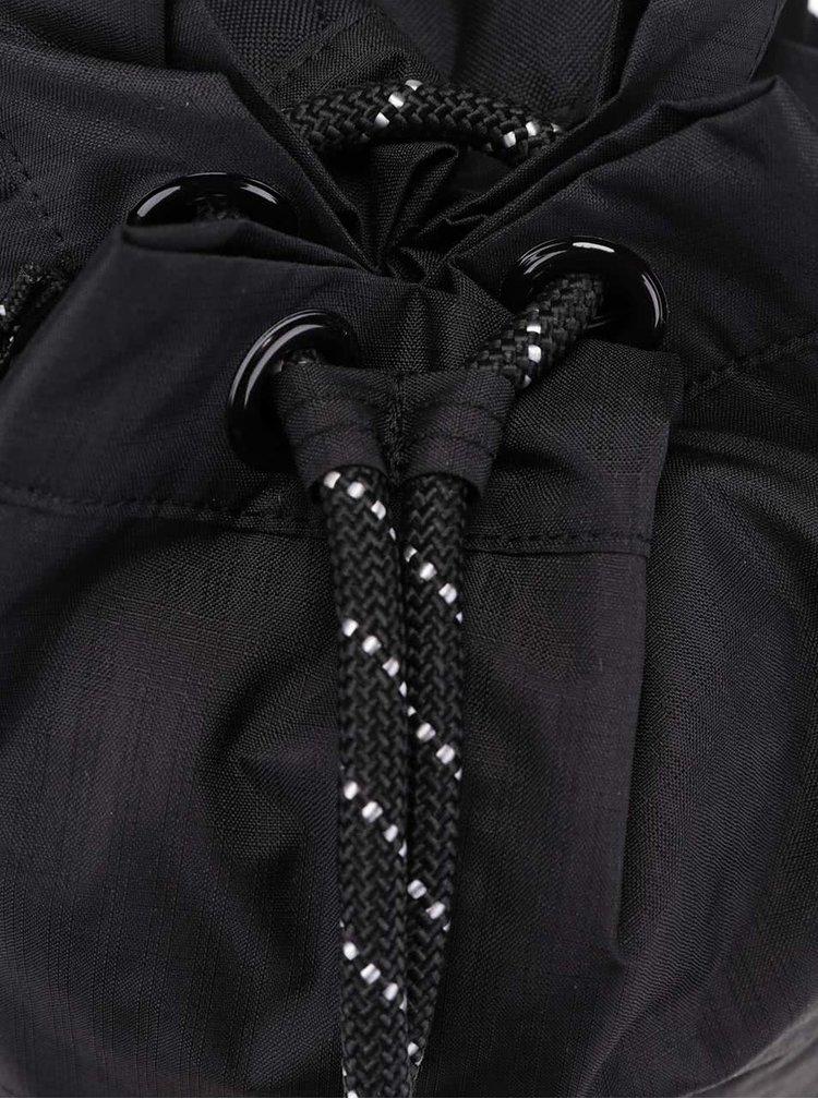 Čierny unisex batoh Burton Frontier