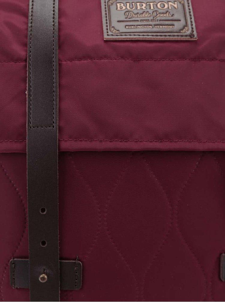Vínový dámský batoh Burton Taylor 13 l