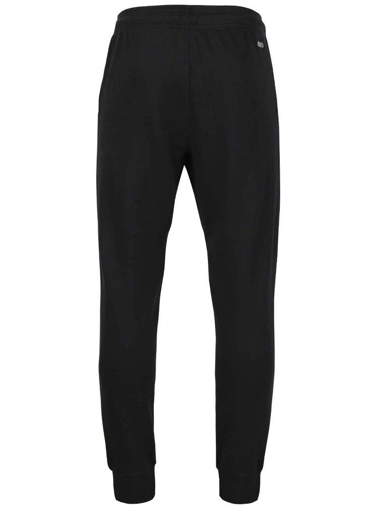 Pantaloni sport negri Jack & Jones Spin