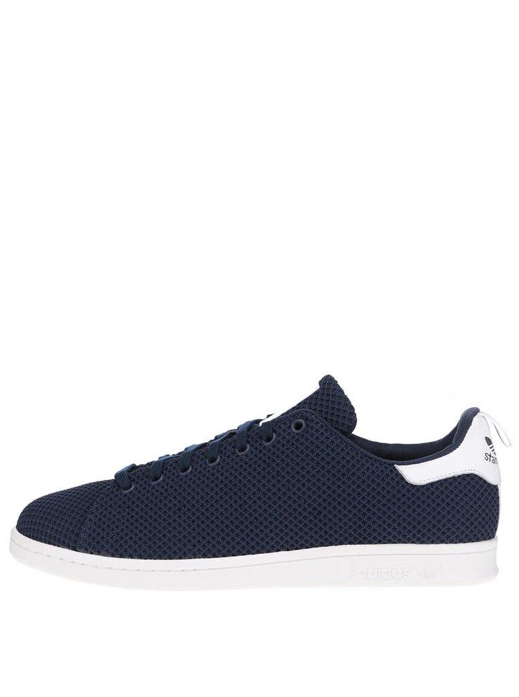 Tmavomodré pánske tenisky adidas Originals Stan Smith CK