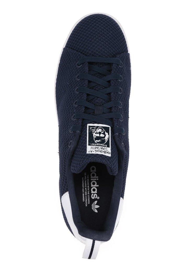 Tmavě modré pánské tenisky adidas Originals Stan Smith CK