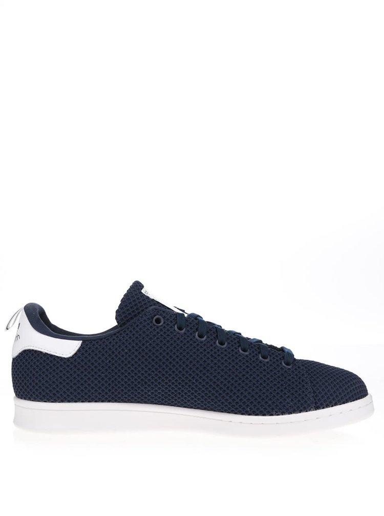 Pantofi sport albastru închis Adidas Originals Stan Smith CK