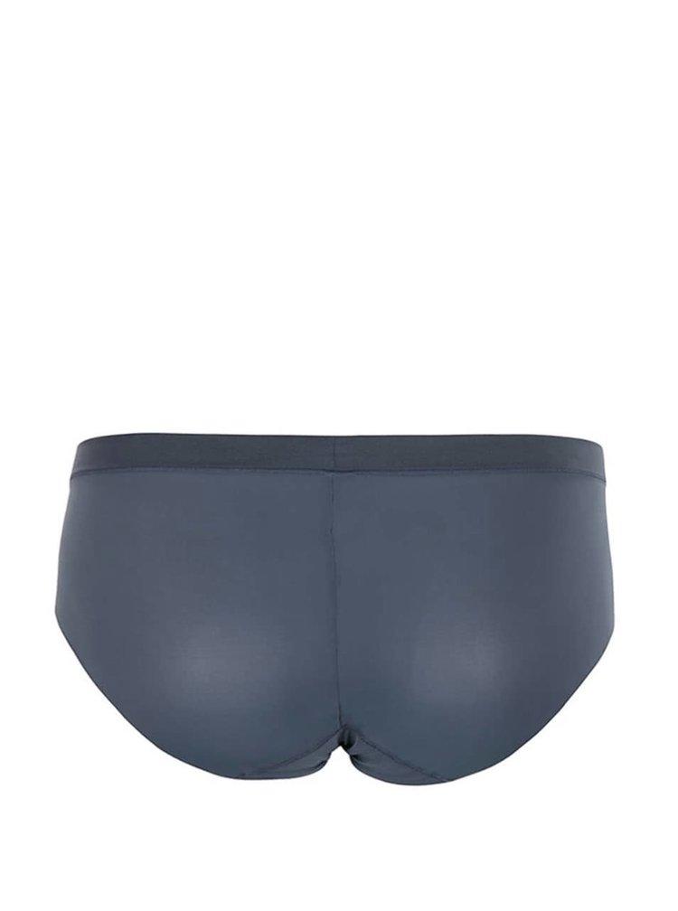 Modrošedé kalhotky DKNY