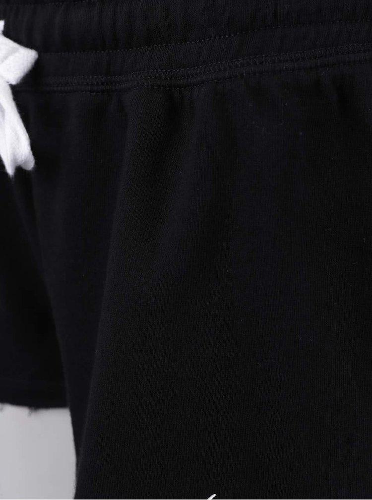 Pantaloni scurți negri TALLY WEiJL de sport