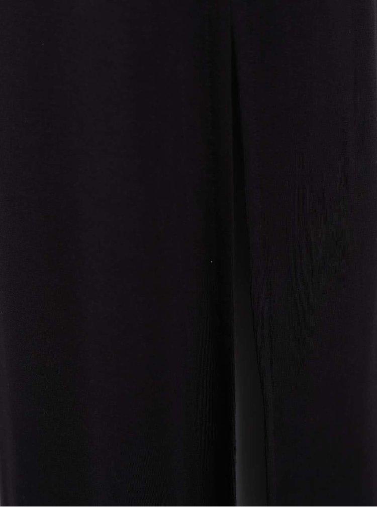 Čierna dlhá sukňa TALLY WEiJL