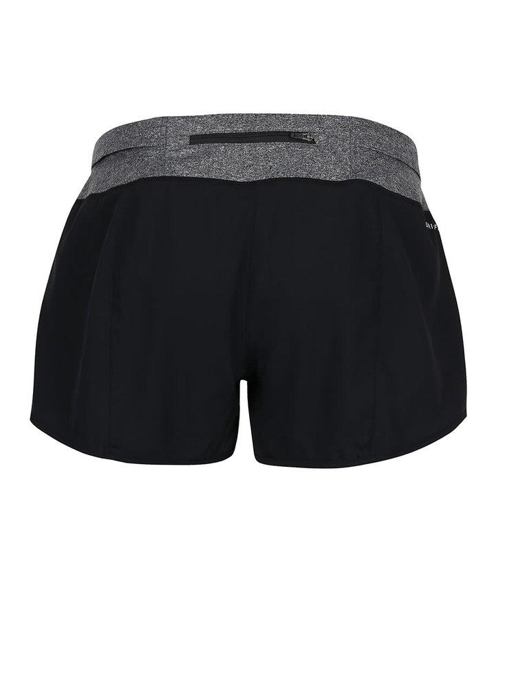 Pantaloni scurti Nike 3In Rival cu talie lejera