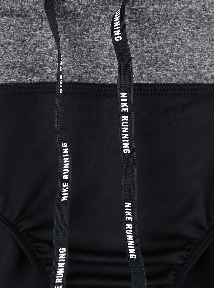Černé dámské kraťasy Nike 3In Rival