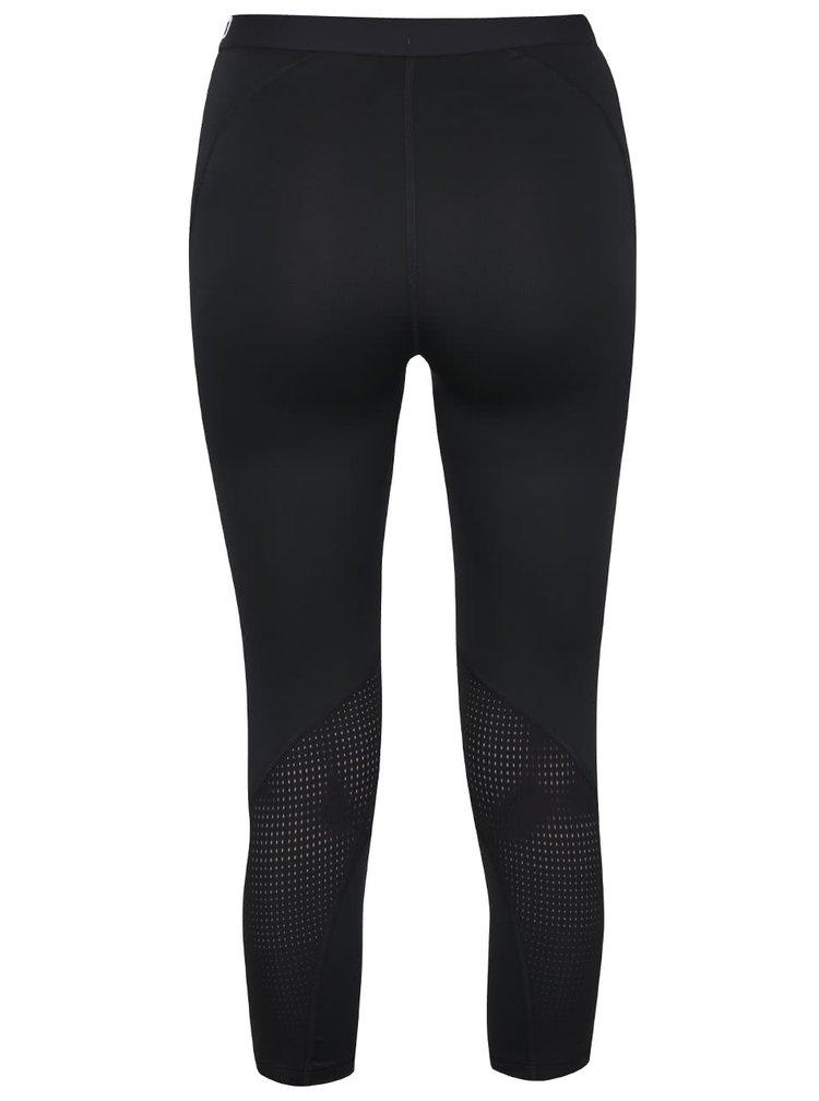 Čierne dámske legíny Nike Pro Hypercool