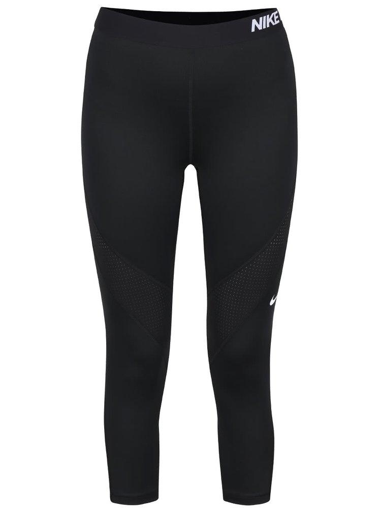 Colanti capri negri Nike Pro Hypercool