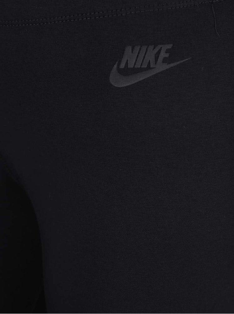 Černé dámské legíny Nike Sportswear