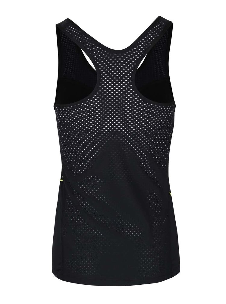 Černé dámské tílko s logem Nike