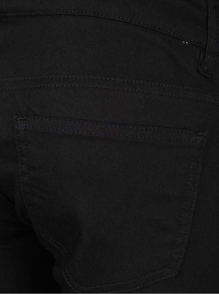 Černé těhotenské džíny Mama.licious Uliane