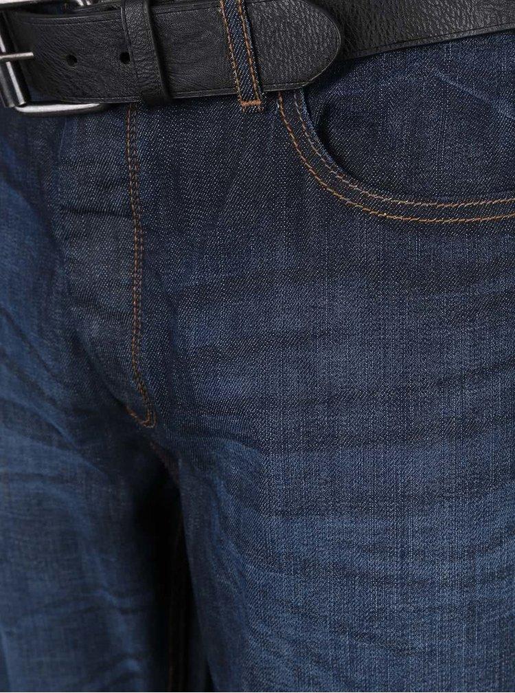Jeanși bleumarin Burton Menswear London