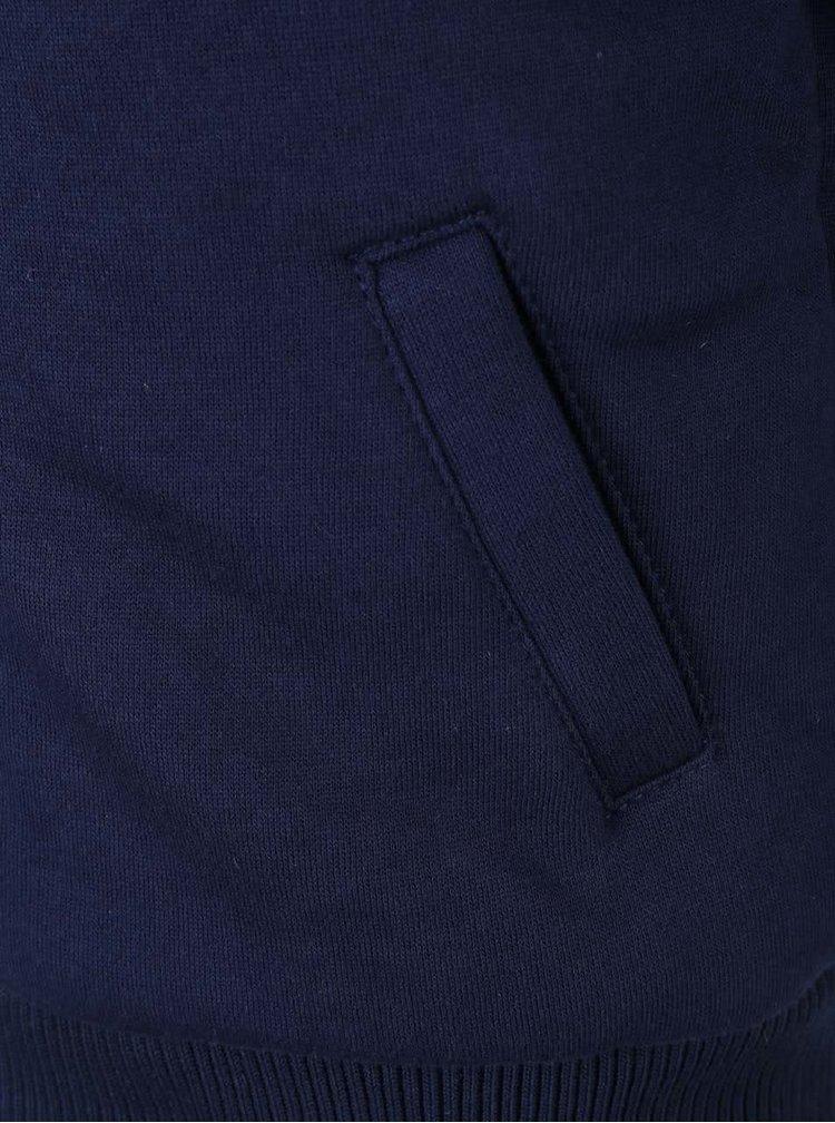 Geaca bleumarin cu turcoaz Boboli pentru baieti