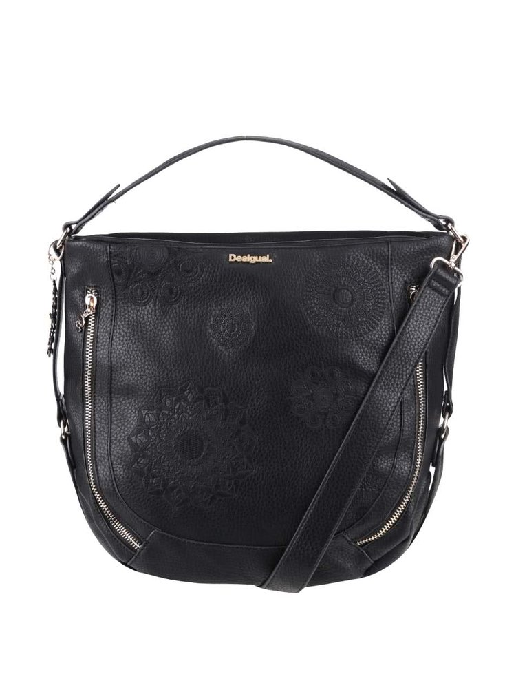 Černá kabelka Desigual Marteta