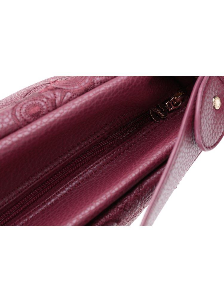Geantă roșu Burgund Desigual Marteta cu bareta detașabilă